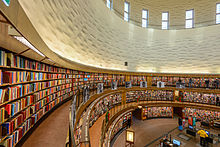 Stockholm_Public_Library_January_2015_03